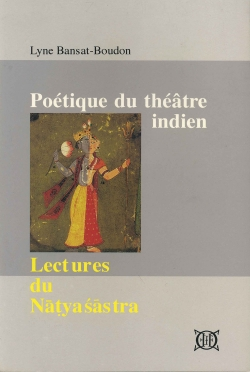 Poétique du théâtre indien