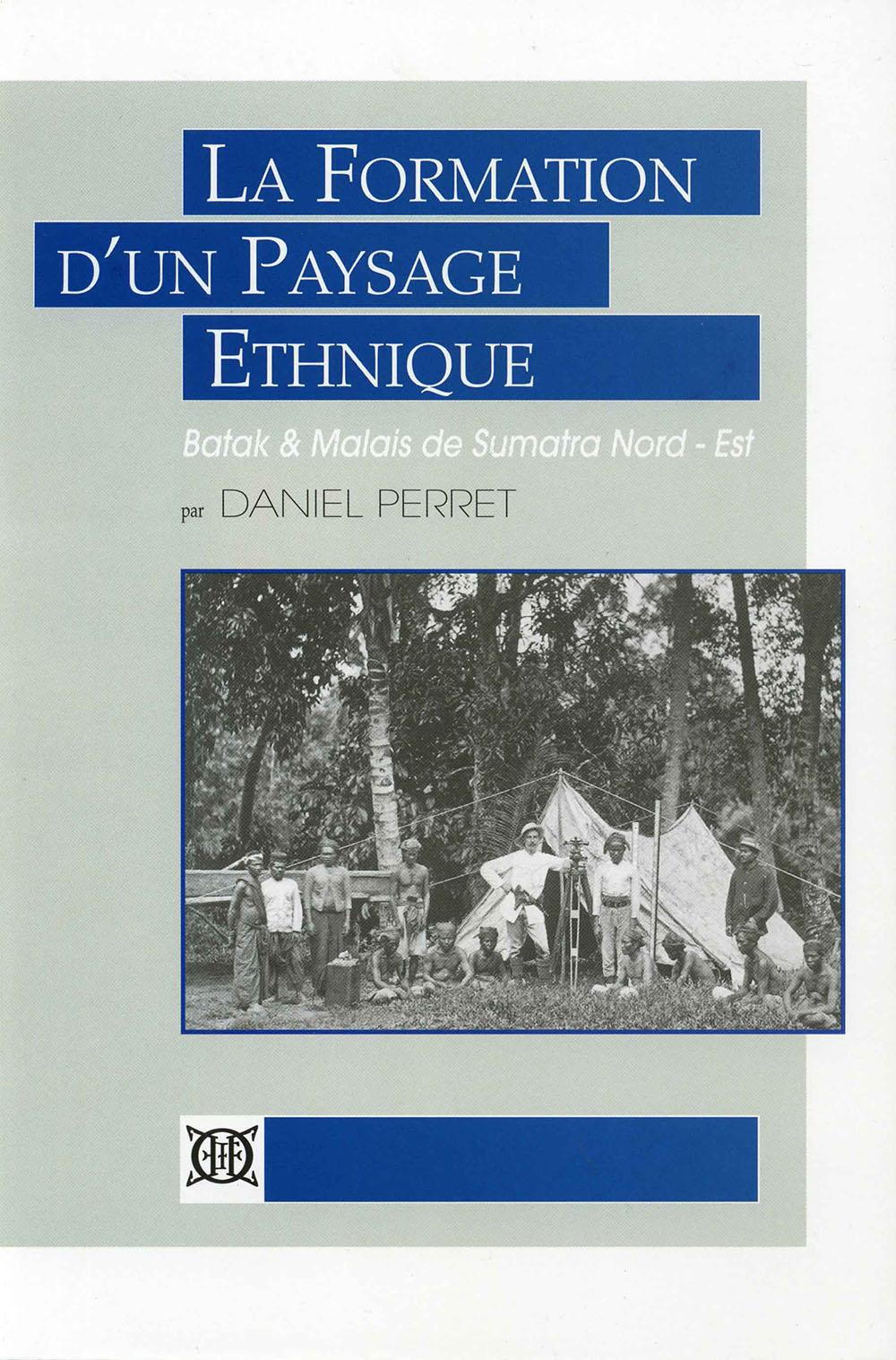 La formation d'un paysage ethnique