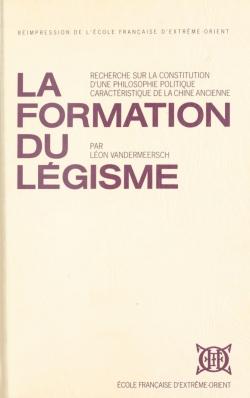La formation du légisme