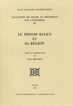Le Phnom Kulen et sa région