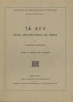 Tâ Kèv, étude architecturale du temple