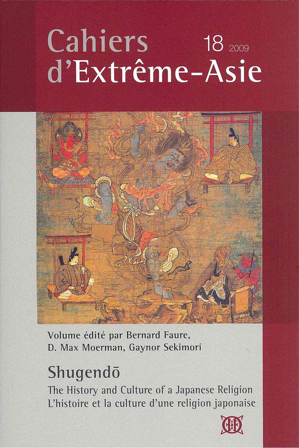Cahiers d'Extrême-Asie 18 (2009)