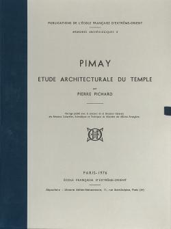 Pimay : Étude architecturale du temple