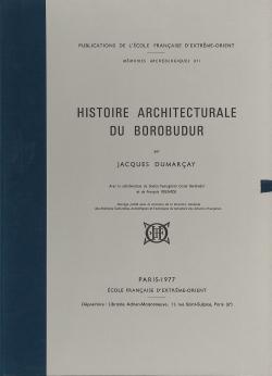 Histoire architecturale du Borobudur