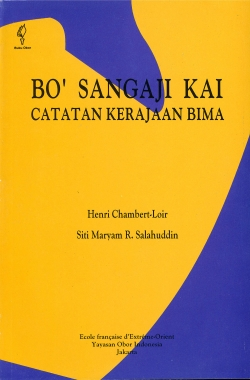 Bo' Sangaji Kai : Catatan Kerajaan Bima