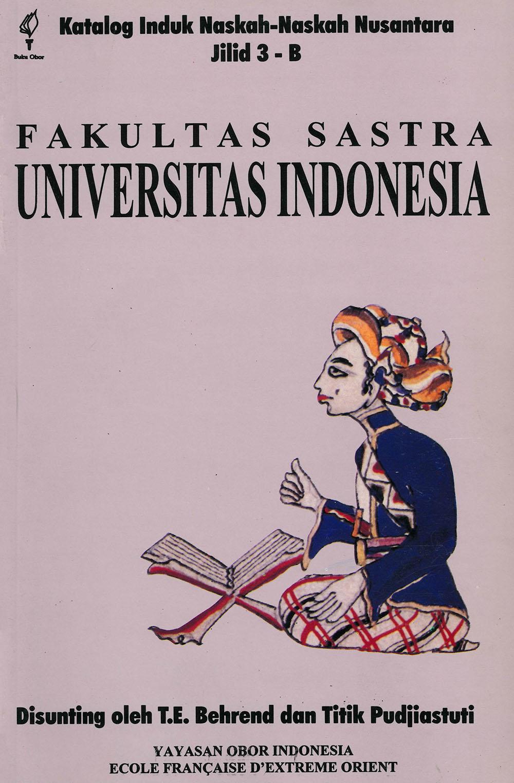 Fakultas Sastra Universitas Indonesia