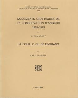 Documents graphiques de la conservation d'Angkor 1963-1973 / La fouille du Sras-srang