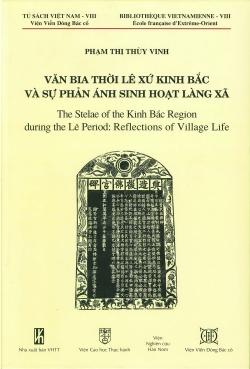 Vân Bia Thoi Lê Xu Kinh Bâc Và Su Phan Anh Sinh Hoat Làng Xa