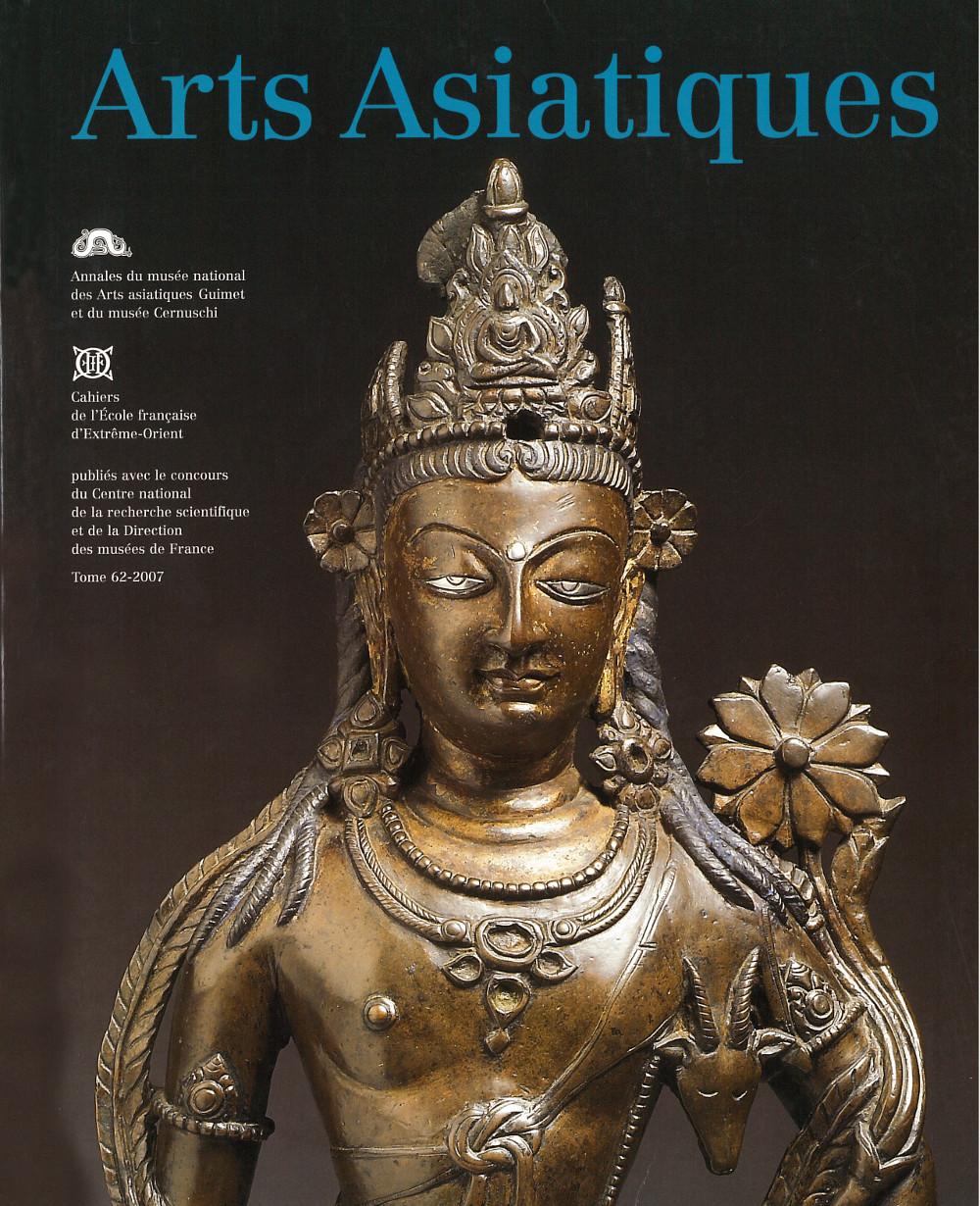 Arts Asiatiques 62 (2007)