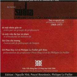 Sudia (Van Su Dia) 1969-1975