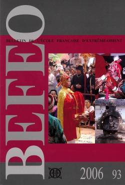 Bulletin de l'Ecole française d'Extrême-Orient 93 (2006)
