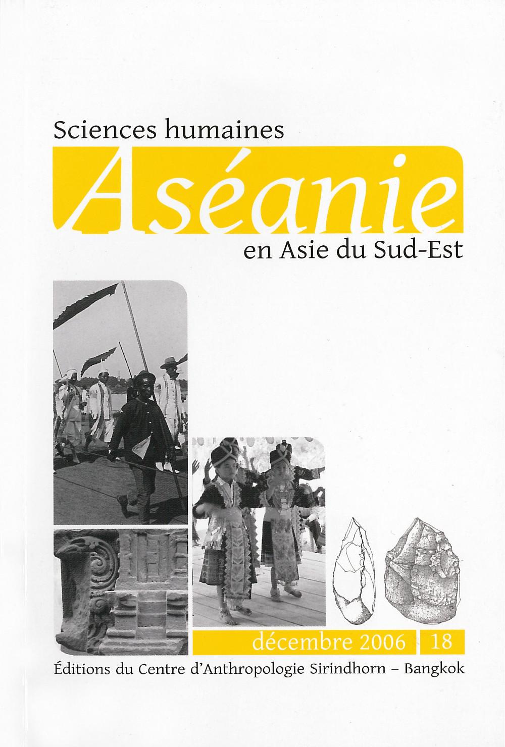 Aséanie 18 (décembre 2006)