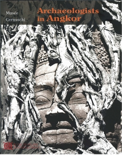 Archaeologists in Angkor