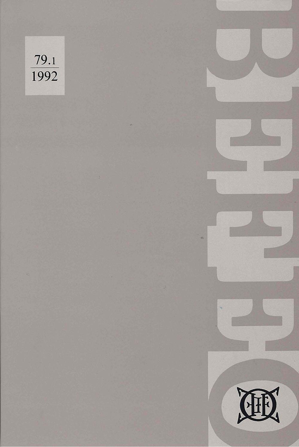 Bulletin de l'Ecole française d'Extrême-Orient 79.1 (1992)