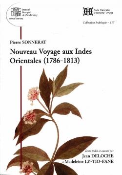 Nouveau Voyage aux Indes Orientales (1786- 1813). Pierre Sonnerat