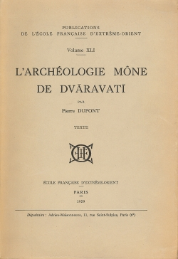 L'archéologie mône de Dvāravatī