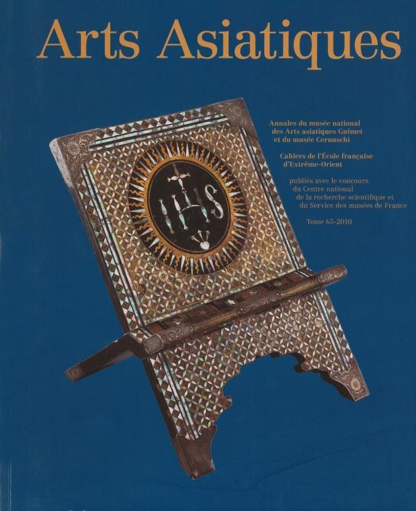 Arts Asiatiques 65 (2010)
