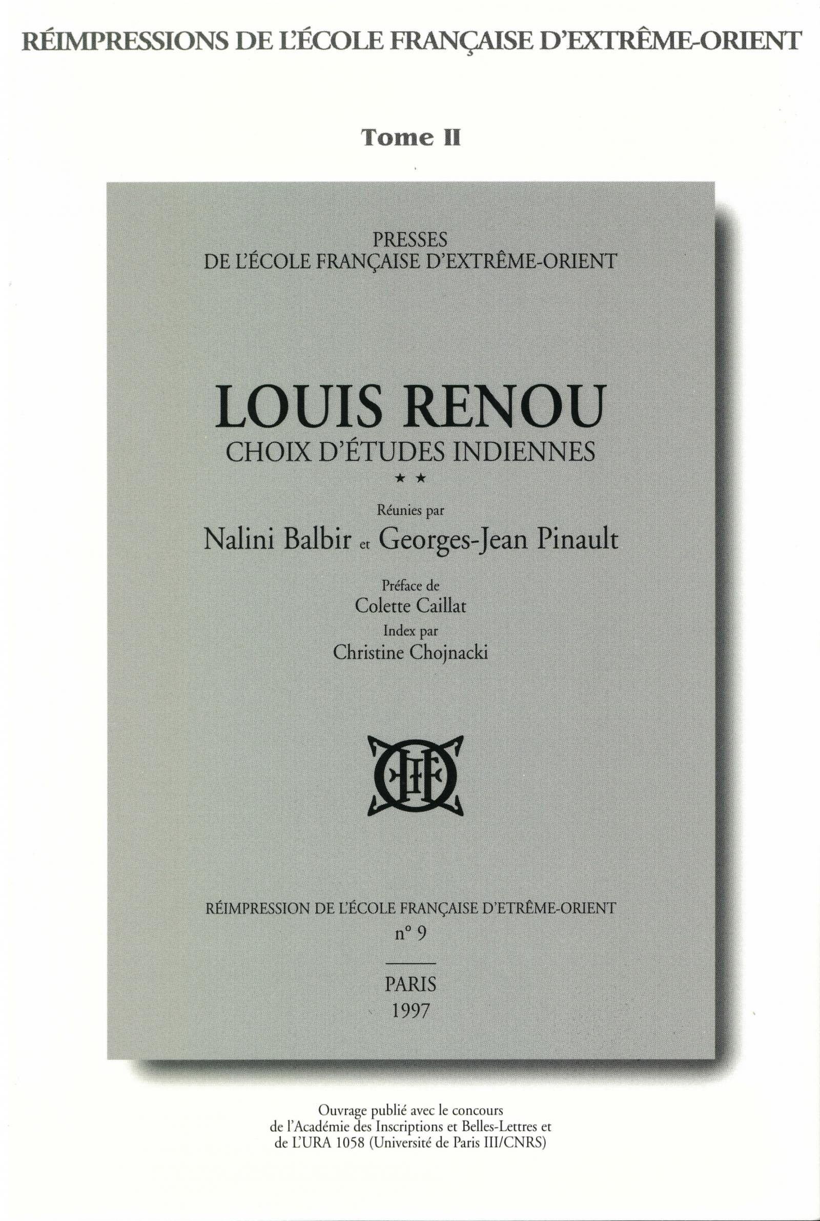 Louis Renou