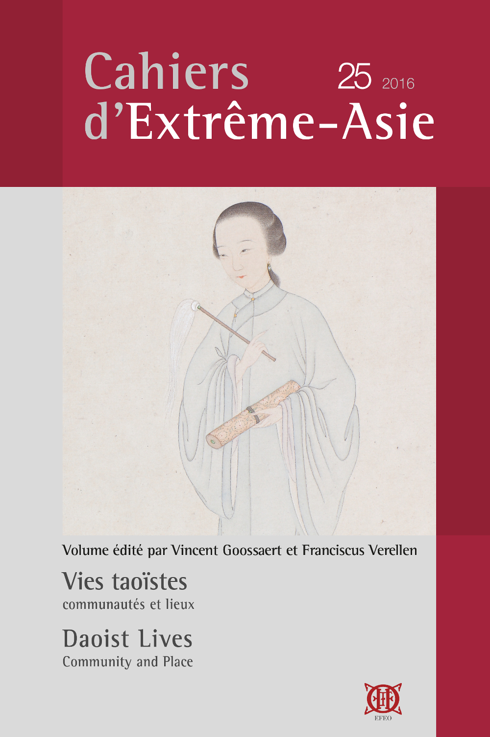 Cahiers d'Extrême-Asie 25 (2016)