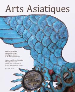 Arts Asiatiques 72 (2017)