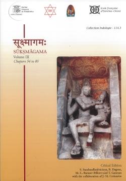 Sūkṣmāgama Volume III