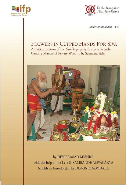 Flowers in Cupped Hands for Śiva