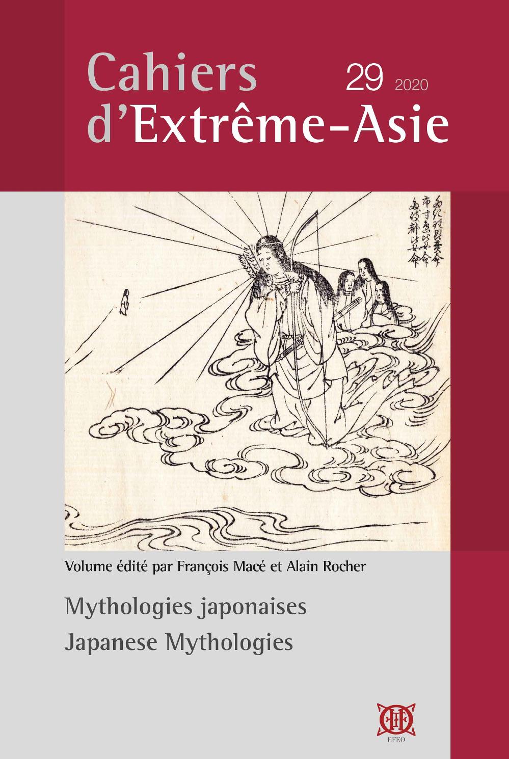 Cahiers d'Extrême-Asie 29 (2020)