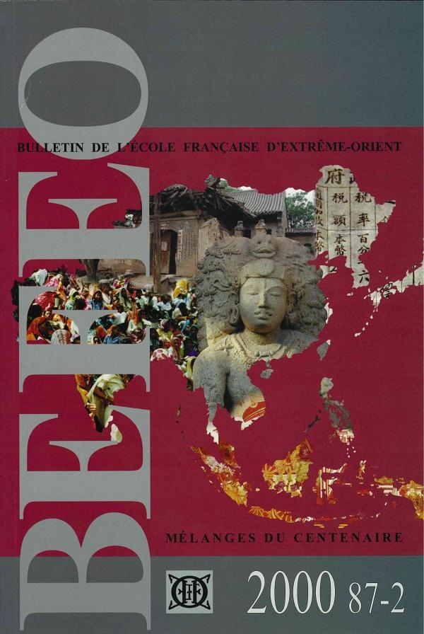 Bulletin de l'Ecole française d'Extrême-Orient 87-2 (2000)