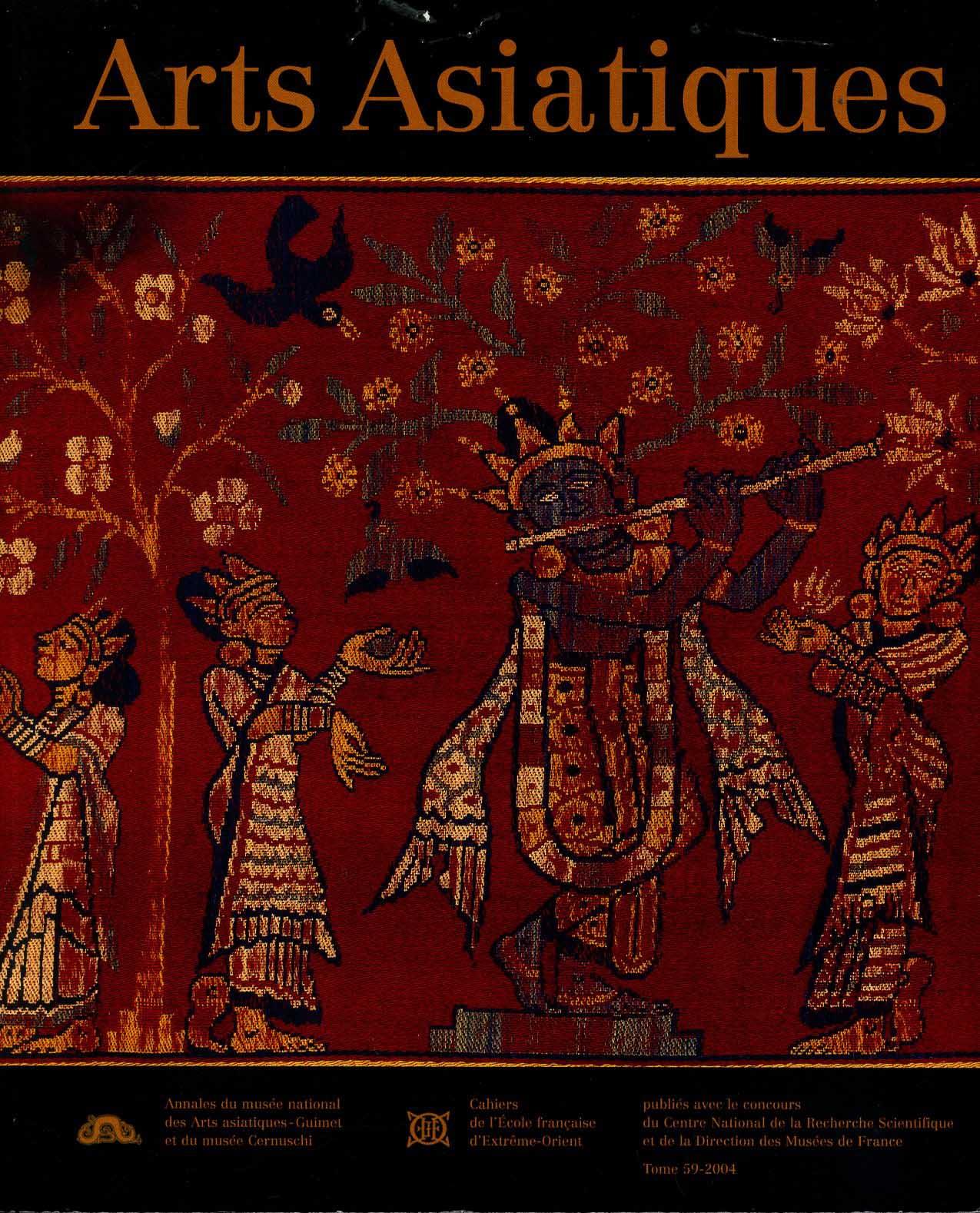 Arts Asiatiques 59 (2004)