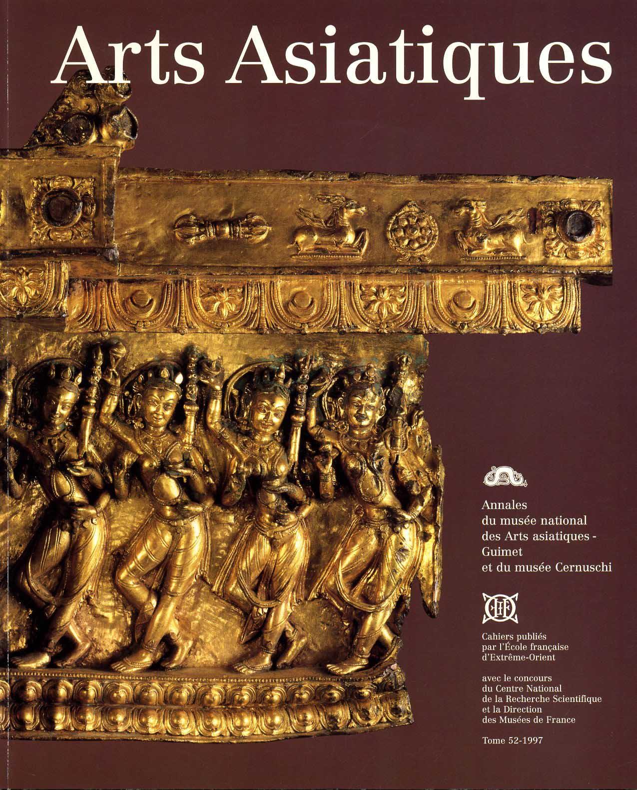 Arts Asiatiques 52 (1997)