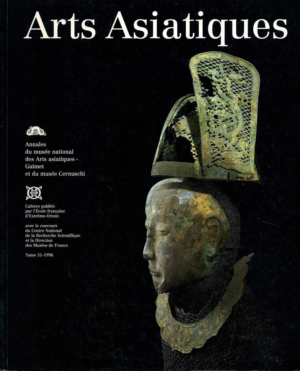 Arts Asiatiques 51 (1996)