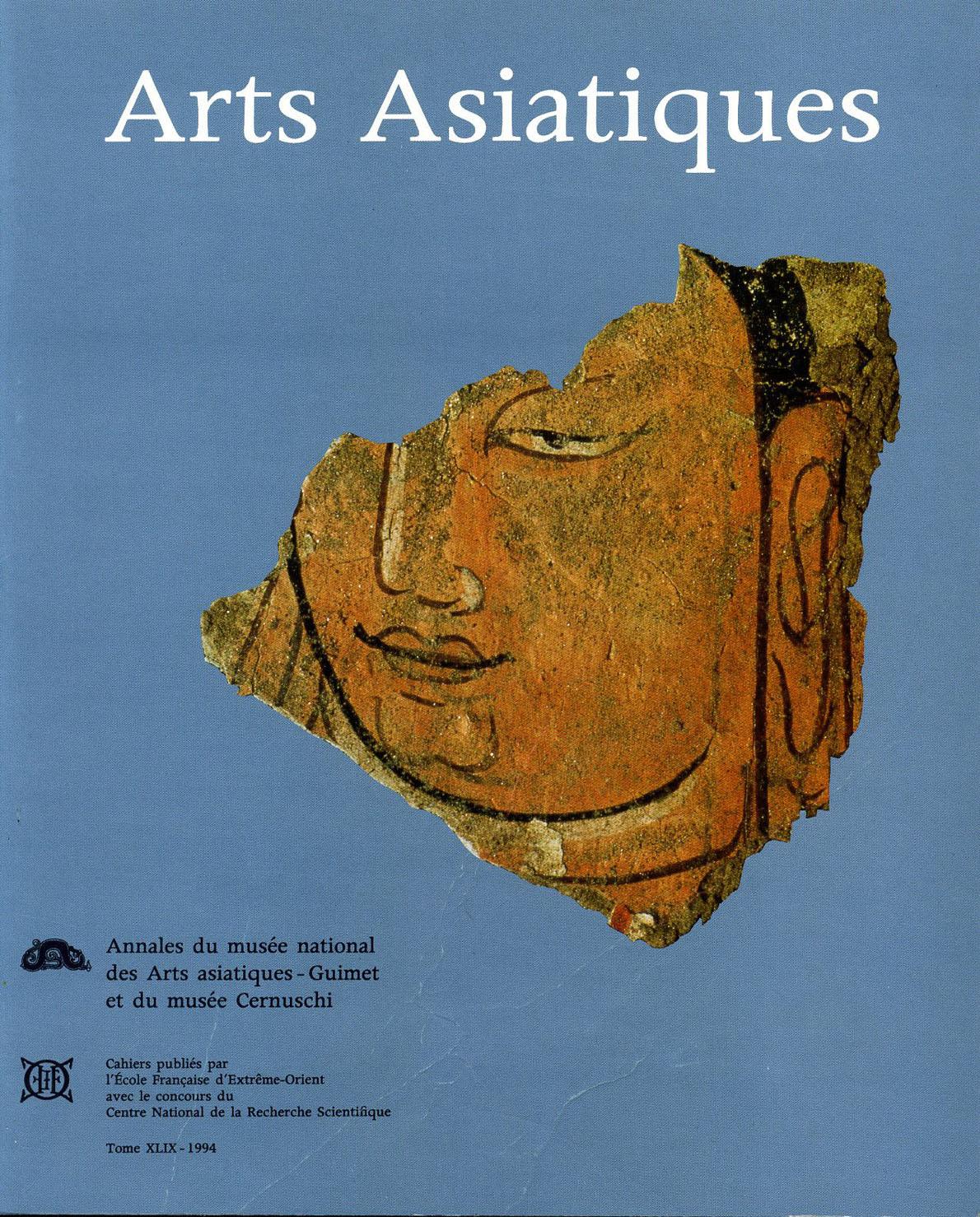 Arts Asiatiques 49 (1994)