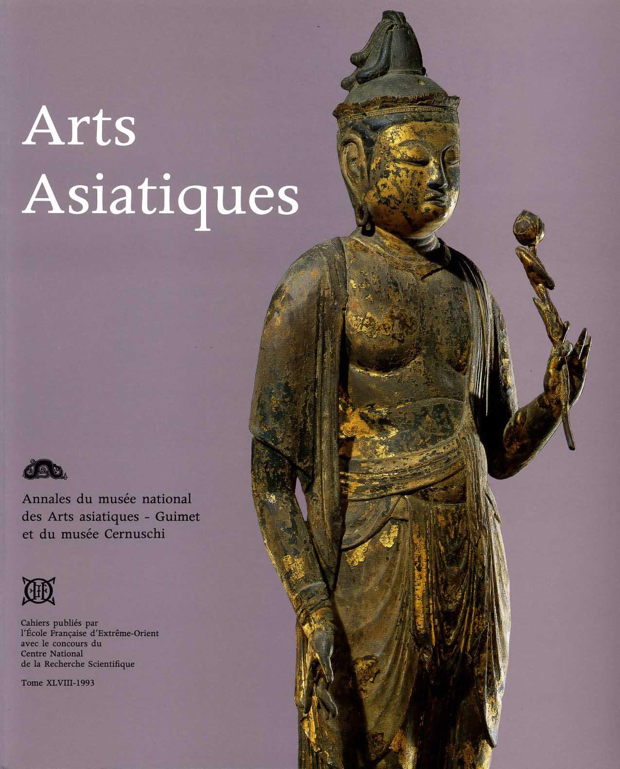 Arts Asiatiques 48 (1993)
