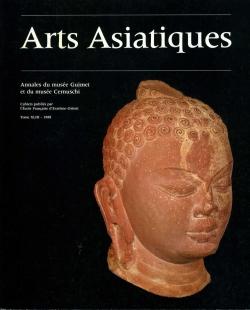 Arts Asiatiques 43 (1988)