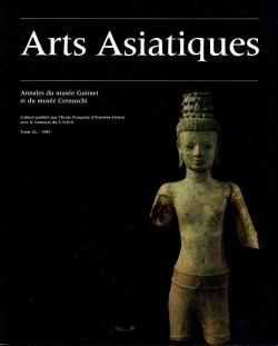 Arts Asiatiques 40 (1985)