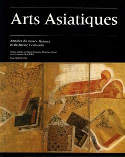 Arts Asiatiques 38 (1983)