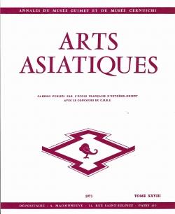 Arts Asiatiques 28 (1973)