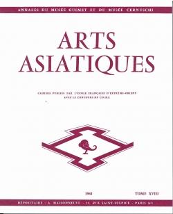 Arts Asiatiques 18 (1968)