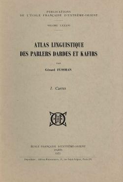 Atlas linguistique des parlers dardes et kafirs